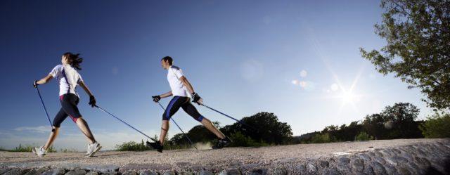 Il Nordic Walking, cos'è e perché può cambiarti la vita