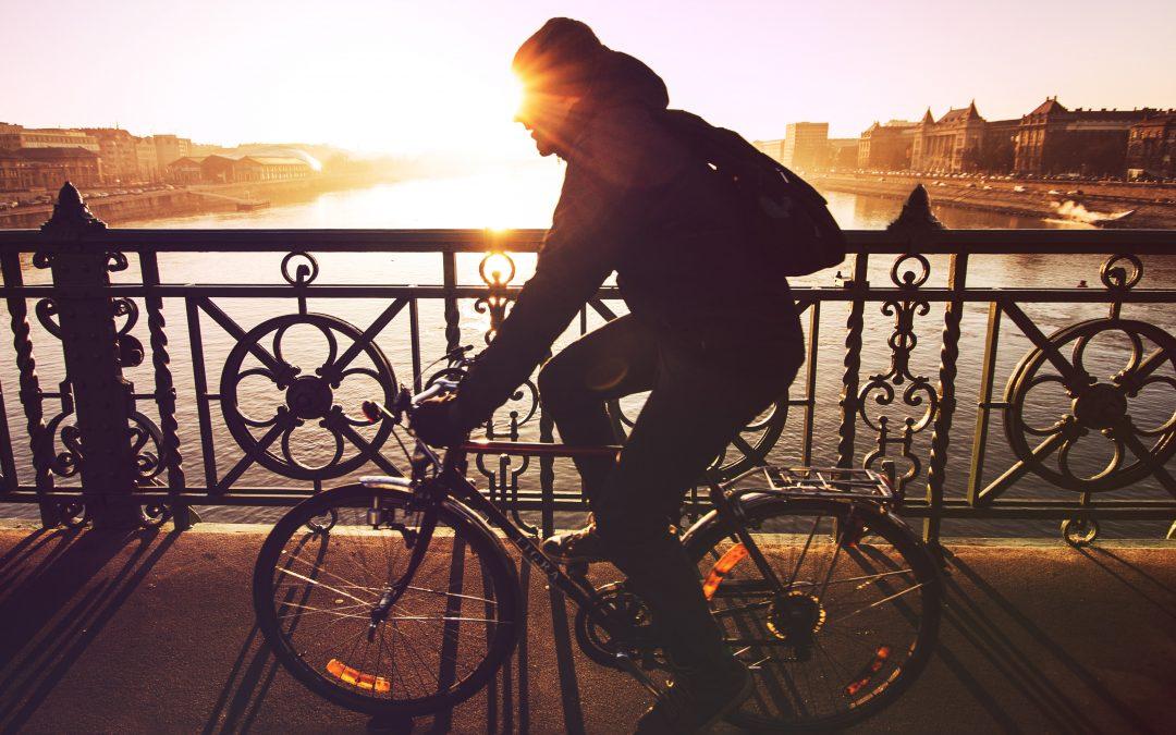 Viaggiare in bici, itinerari in Italia.