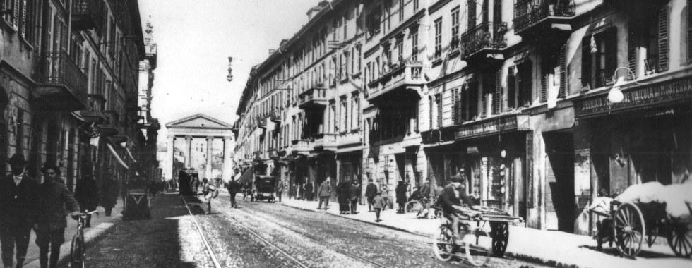 """Riscoprire la """"Milano perduta"""""""