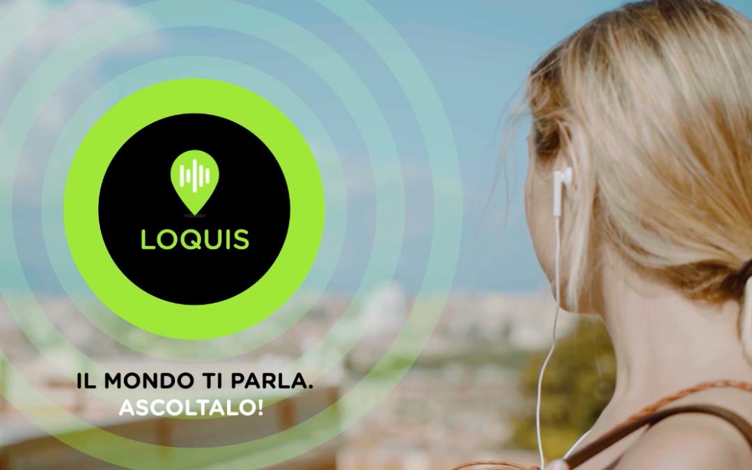 Loquis App sbarca su Mamacrowd
