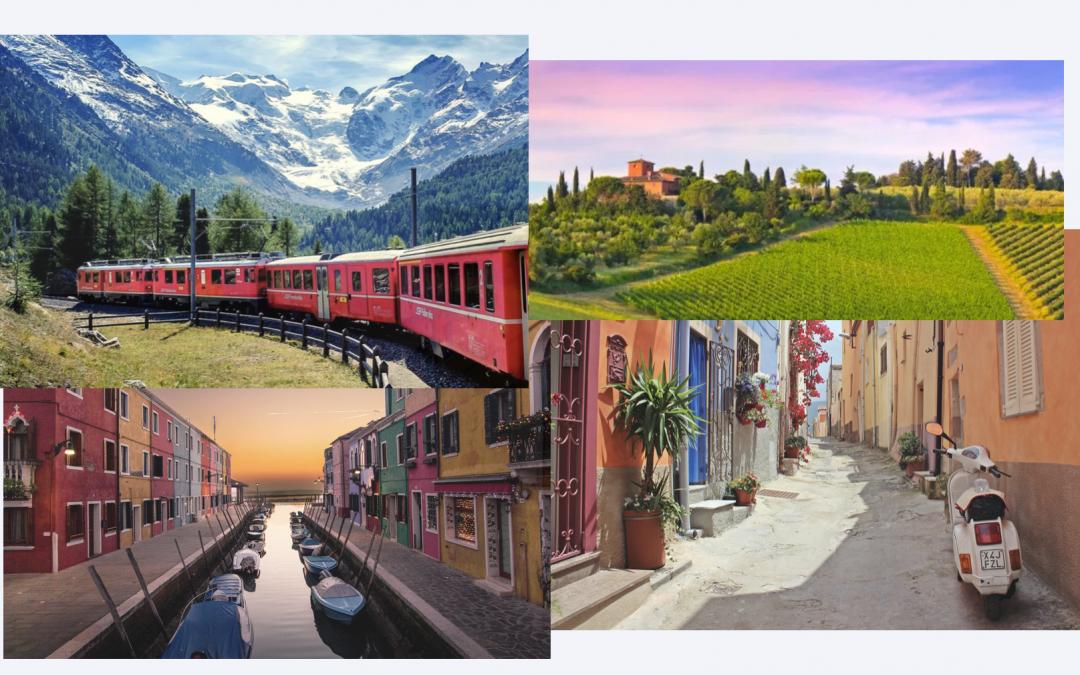 Racconta l'Italia – come rilanciare il Turismo attraverso il Podcast