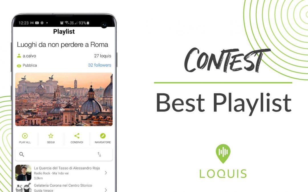 Scopri le playlist di Loquis e vinci 10 buoni Amazon