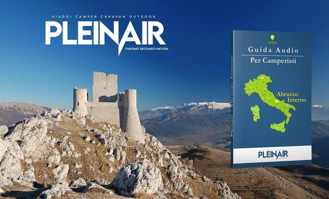 Abruzzo interno: il nuovo canale firmato PLEINAIR ora su Loquis